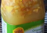 Homemade citrus cleanser