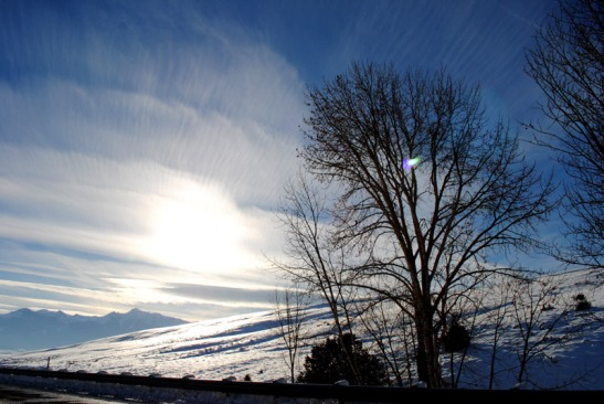warming the earth with geoengineering