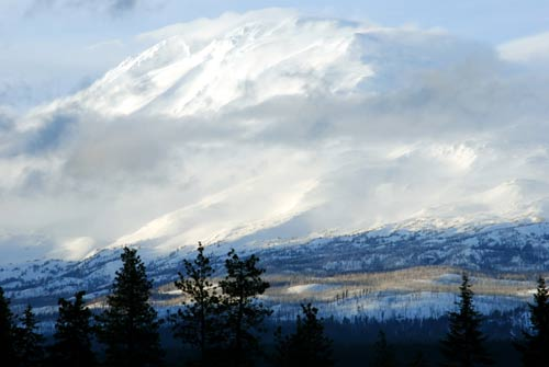 Mount Adams in Washington State