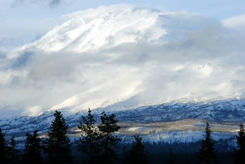 Mount Adams in Washington State